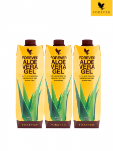 Tripack | Forever Aloe Vera Gel™ | Aloes do Picia