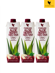 Tripack | Forever Berry Nectar™ | Aloes z Żurawiną
