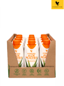 Forever Aloe Peaches Mini | 12szt